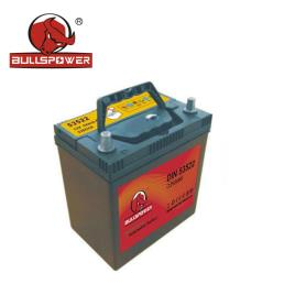 Auto Battery Dry Charged Battery 12V 36Ah