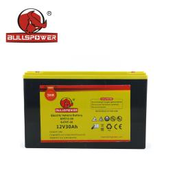 12V 30AH Electric Bicycle Battery