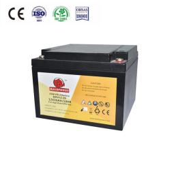 BPH 12V 26ah HIGH RATE DISCHARGE VRLA BATTERY