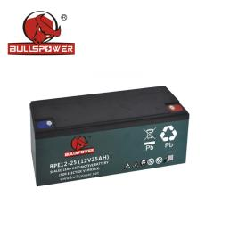12V 25Ah Electric Bikes Battery