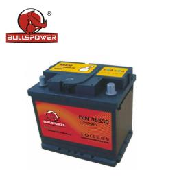 12V 55Ah Auto Car Battery