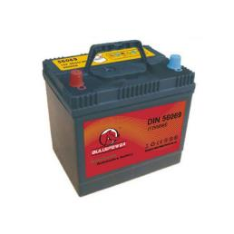 12V 60Ah Automobile Starter Storage Battery